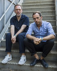 "Soulwax entrevista Via Aeria - Sónar 2017 - Viernes - 3 - M63C3689 - watermark • <a style=""font-size:0.8em;"" href=""http://www.flickr.com/photos/10290099@N07/34551166383/"" target=""_blank"">View on Flickr</a>"