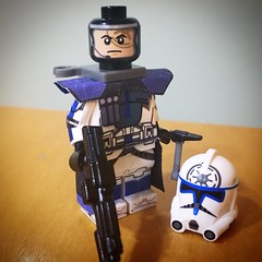 Minifig-a-Day #290: ARC Trooper Jesse (Timcan2904) Tags: 290