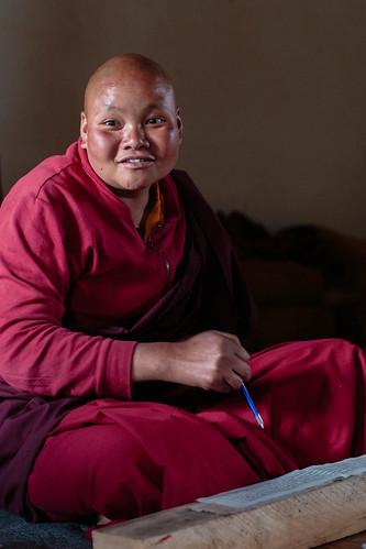 Pema Choling Nunnery