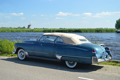 1949 Cadillac 62 Convertible (Martin van Duijn) Tags: 1949 cadillac 62 convertible gm cabriolet