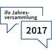 68. ifo Jahresversammlung 2017 am 28. Juni 2017