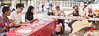 village associatif sur le parvis de la Rotonde avec ateliers d'origamis (Celia B photography) Tags: emilyloizeau faistonbateau réfugié migrant mer méditerranée cimade sos larotonde stalingrad 20 juin 2017 journée mondiale bateau papier origami embarcation voyage traversée association concert ldh mdm exil mie mineurs isolés engagement musique artiste acermaamnestyinternationalasmiedécamperactescitéslimbo parisdexilcollectifsoutienexiléunpetitbagagedamoursyriahouriaaidehommageatelier