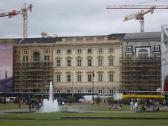 Berliner Schloss (Jens-Olaf) Tags: berliner schloss lustgarten baustelle