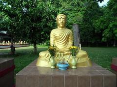 Ubon Ratchathani - Thailand (jcbkk1956) Tags: temple buddhist buddhism buddah ubonratchathani thailand samsung wb100 templegrounds worldtrekker