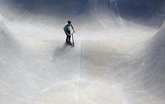 skate park (Dean Hochman) Tags: skate skatepark orthopedic brokenbones helmets cranialinjuries teenagers speed insurance medicalinsurance sport scooter skateboard urban cement falling youth fun