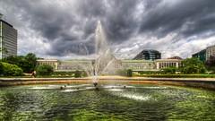 Botanique Brussels (3208) (YᗩSᗰIᘉᗴ HᗴᘉS +6 500 000 thx❀) Tags: brussels bruxelles capital capitale belgium belgique fontain fontaine water hensyasmine town city