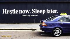 BLUE... (BABAYAGA321) Tags: belfast victoriasquare streetphotography graffiti streetart clocktower murals dirtyonion guinness salvadoredali johnpeel stenaline langanriver ferry stannescathedral spireofhope