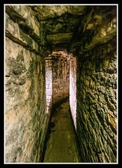East Wall Passage (veggiesosage) Tags: beaumaris beaumariscastle angelsey wales aficionados gx20 sigma1020mmf456dc castle
