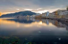 Sunset (Michele Naro) Tags: sunset trapani sicily sicilia sizilien sicile sea nikkor35mmf18 italien italy italia italie iamnikon nikon nikond610