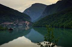 Drina river (Dmitriy Sakharov) Tags: drina river bosnia bosna herceg hercegovina europe