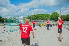 "Beachhandbal Toernooi Winterswijk 2017 • <a style=""font-size:0.8em;"" href=""http://www.flickr.com/photos/131428557@N02/34754057213/"" target=""_blank"">View on Flickr</a>"
