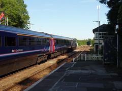 43079 Liskeard (2) (Marky7890) Tags: gwr 43079 class43 hst 1a98 liskeard railway cornwall cornishmainline train