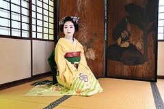Maiko_20170528_22_6 (kyoto flower) Tags: eishoin temple tomitsuyu kyoto maiko 20170528 舞妓 栄摂院 富津兪 京都 tugumiyoshikawa