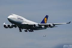 Lufthansa --- Boeing 747-400 --- D-ABVZ (Drinu C) Tags: adrianciliaphotography sony dsc rx10iii rx10 mk3 fra eddf plane aircraft aviation lufthansa boeing 747400 dabvz 747
