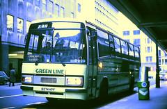 Slide 099-59 (Steve Guess) Tags: lcbs london country england gb uk bus coach leyland tiger plaxton paramount b274kpf