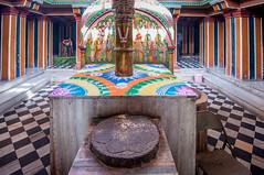 SitarambagTempleHyd_039 (SaurabhChatterjee) Tags: hinduceremony httpsiaphotographyin puja rama rangoli rituals saurabhchatterjee siaphotography sitarambag sitarambaghtemple