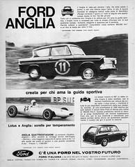 1963 Ford Anglia (Italy) (aldenjewell) Tags: 1963 ford anglia 105e quattrostagioni lotus ad italiana italy station wagon