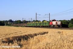 J1729 sur train Sélestat Belleville vers Meximieux (philippedreyer1) Tags: