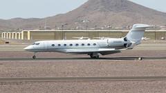 Gulfstream Aerospace G650 N102BG (ChrisK48) Tags: g650 phoenixaz n102bg airplane aircraft gulfstreamaerospace kdvt gvi 2011 dvt g6 phoenixdeervalleyairport