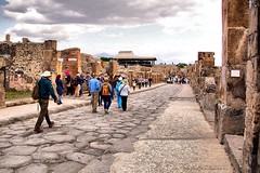 Pompeii today (1st series) (jackfre 2 (thx for 22 million visits)) Tags: italy pompeii ruins vesuvius preservedhistoricarea