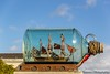 Message In A Bottle.....  Cutty Sark, London....... 2013 (wmkhaled) Tags: royalobservatory cuttysark london gmt