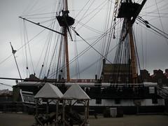 DSCN0549 (g0cqk) Tags: hartlepool ts240xz trincomalee royalnavy ledaclass frigate museum