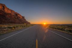 Morning in Moab (JeffMoreau) Tags: moab utah canyonlands national park exploreutah explore road scenery scene landscape sony a77ii tokina 1116 11mm