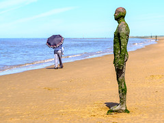 DSCF5512 (Keith Grafton) Tags: crosby beach anthonygormley statues