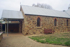 St Ninian's church, Lyneham, Canberra, ACT, Australia (Hipster Bookfairy) Tags: local history canberra church