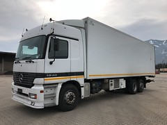 MB Actros 1840 (Vehicle Tim) Tags: mercedes mb actros lkw truck fahrzeug kofferlkw boxtruck