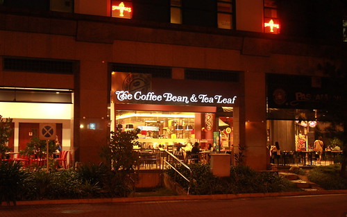 The Coffee Bean & Tea Leaf: A Famous Cafe