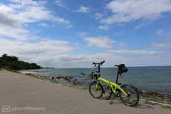 on tour (photos4dreams) Tags: norddeutschland nordsee photos4dreams p4d photos4dreamz meer sea boot schiff seil tau rope germany deutschland ostsee eastern mini bike foldingbike faltrad balticsea
