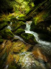 Rincones mágicos (Raelser (Ramiro)) Tags: mágical waterfall dreams nature landscape water naturaleza colores rio cascadas fuente montaña mountain piedras verde verano summer