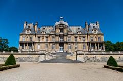 Le Château de Maisons Laffitte (Πichael C.) Tags: 090617 weekend à paris vacances france tourisme visite le château de maisons laffitte