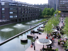 London Barbican  EC2