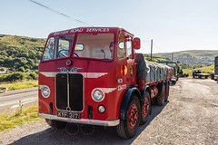Last Motormans Run June 2017 004 (Mark Schofield @ JB Schofield) Tags: road transport haulage freight truck wagon lorry commercial vehicle hgv lgv haulier contractor foden albion aec atkinson borderer a62 motormans cafe standedge guy seddon tipper classic vintage scammell eightwheeler