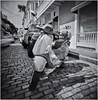 Fotografia Estenopeica (Pinhole Photography) (Black and White Fine Art) Tags: aristaedu400 pinhole5214x214 pinhole03mm niksilverefexpro2 lightroom3 camaraestenopeica pinholecamera esteno estenopeica sanjuan oldsanjuan viejosanjuan puertorico streetphotography fotografiacallejera bn bw
