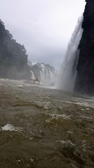 Boatride on Iguazu Falls (Normann) Tags: waterfall argentina iguassufalls iguazu