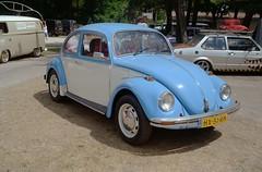 Wanroij 2017 - 35mm film (Ronald_H) Tags: wanroij 2017 35mm film fm10 nikon vw volkswagen aircooled air cooled classic car beetle bug hx51rh 1982 mexico mexiko