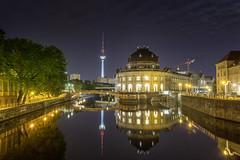DSC5338 (ste.wi) Tags: berlin deutschland germany night bodemuseum fernsehturm alex sony ilce6000 alpha6000 sigmae19mmf28
