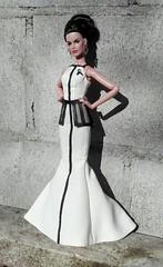 Adaline King (screamboy19) Tags: adaline king color infusion fashion royalty dress edge vanessa perrin fr jem integrity toys