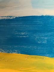 Saffron Sea (roleATL) Tags: chil jammuandkashmir india mypainting