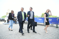 EPP Summit, 22 June 2017 (More pictures and videos: connect@epp.eu) Tags: viktor orbán prime minister fidesz hungary epp european people's party brussels 2017
