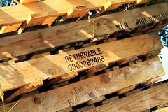 palate (macraeellen) Tags: farm crate palate industrial wood renewable