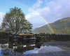 Bonnie Banks o' Loch Lomand (KatieMcNulty_) Tags: scotland firkinpoint lochlomand lomand rainbow