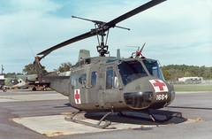 UH-1V 73-21664 AL ARNG (spbullimore) Tags: uh1 7321664 alarng montotgomery dannelly field us army usa huey alabama 1989