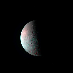 Dione with Reddish Spot, variant