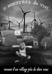 Propaganda (jonathan charles photo) Tags: wind farm noise publicity propaganda art poster photo jonathan charles