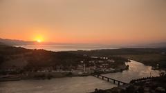 Shkoder (Nodi Space) Tags: shkoder lake skadar albania sunset silluet vridge river