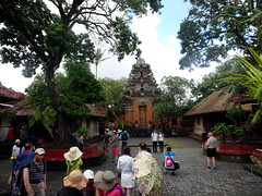 ubud_036 (OurTravelPics.com) Tags: ubud gate pavilions puri saren agung palace